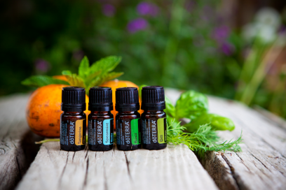 Essential Oils, Drops of Health