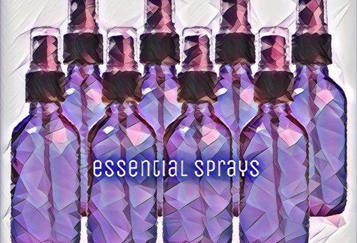 Essential Sprays Make & Take