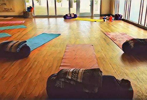 Yin, Music, Aromatherapy & Massage