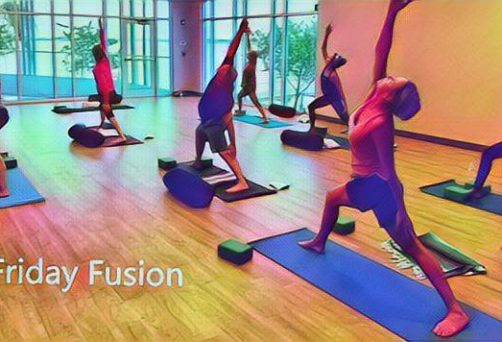 Friday Fusion with Relaxing Live Music
