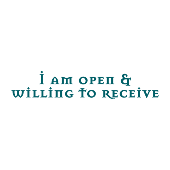 Being Open And Ready To Receive Is Key To The Universe Sending You All You Want