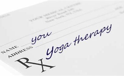 Rx: Prescription Yoga