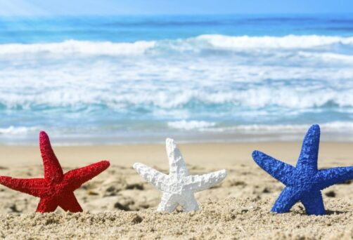 Memorial Day Beach Yoga
